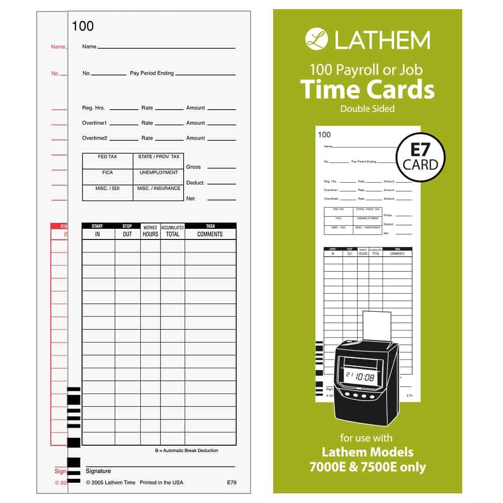 Lathem coupon code